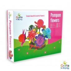 Pompom flowers - Andreu Toys