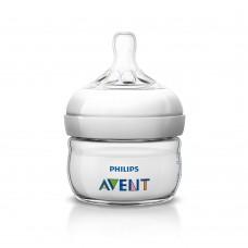 Philips Avent Шише за хранене Natural PP 60 ml