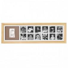 Baby Art 1st Year Print Frame Classic
