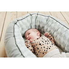 BabyDan Възглавница Cuddle Nest Ergo Baby Grey