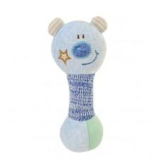 BabyOno Teddy Bear Squeaky Toy