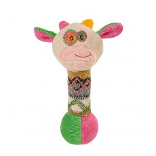 BabyOno Little Cow Squeaky Toy