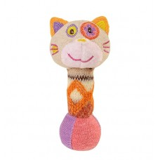 BabyOno Kitty Squeaky Toy