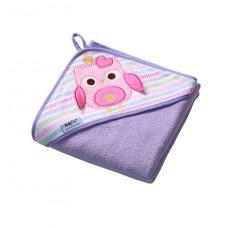 BabyOno Terry Hooded Towel