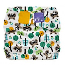 Miosolo all in one nappy Raccoon Retreat - Bambino Mio