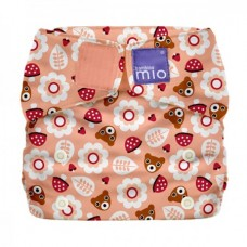 Miosolo all in one nappy Teddy bear picnic - Bambino Mio