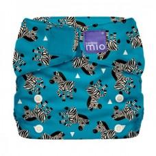 Miosolo all in one nappy Zebra crossing - Bambino Mio