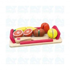 Beluga Wooden Toys Fruits