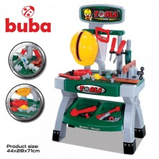 Buba Workbench with tools