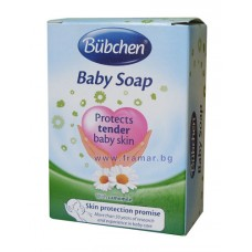 Bubchen Baby Soap 125 g