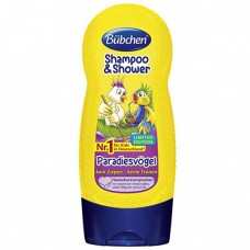 Bubchen Kids Shampoo and Shower