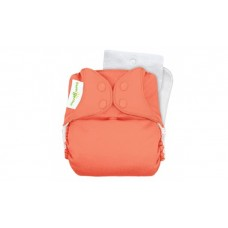 bumGenius Freetime AIO One-Size Nappies Orange