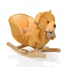 Cangaroo Plush Rocking Animal Bear