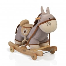 Cangaroo Plush Rocking Animal Donkey