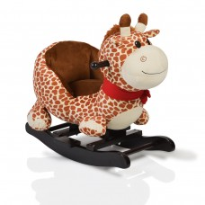Cangaroo Plush Rocking Animal Giraffe
