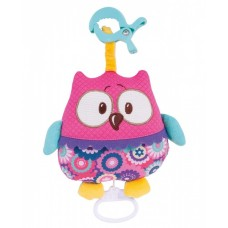 Canpol Forest Friends Plush Toy with a Music Box
