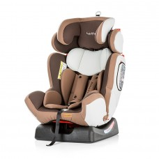 Chipolino Car seat groups 0+,1,2,3 4Max  almond