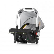 Chipolino Car seat w/ adaptors Fusion ash
