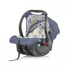 Chipolino Бебешко столче за кола Малта 0-13 кг. индиго дънки