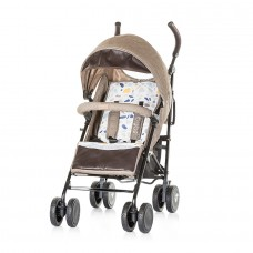 Chipolino Baby stroller Sofia  frappe cotton jeans