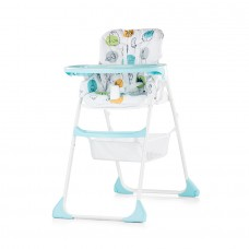 Chipolino High Chair 2 in 1 Regalo azure