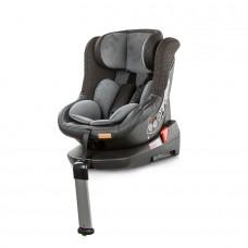 Chipolino Столче за кола Толедо изофикс (0-18 кг) пепел