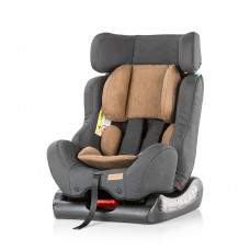 Chipolino Car seat Trax Neo linen ash - 0+, I, II Groups
