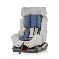 Chipolino Car seat Trax Neo linen smoked pearl - 0+, I, II Groups
