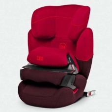Cybex Aura Fix Rumba Red (9-36 кг)