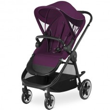 Cybex IRIS M-AIR PUSHCHAIR Mystic Pink