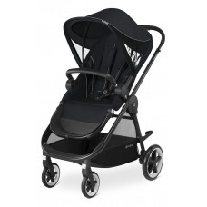 Cybex IRIS M-AIR PUSHCHAIR Stardust Black
