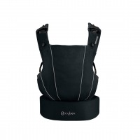 Cybex Maira Click Baby Carrier Lavastone Black