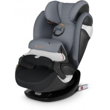Cybex Стол за кола Pallas M Fix Pepper Black 2018 (9-36 кг)