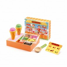 Djeco Ice cream shop playset