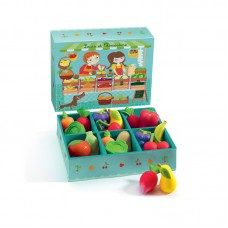 Djeco Vegetable Shop Set