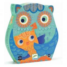 Djeco Puzzle Owl