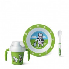 Emsa Gift Set 3-piece Farm Family