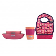 Close Parent Feeding Set Edie Monster