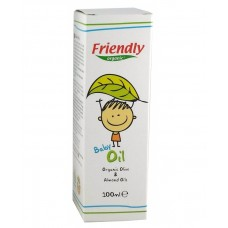 Friendly Organic Baby Oil