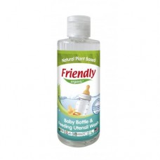 Friendly Organic Baby Bottle and Feeding Utensil Wash