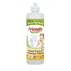 Friendly Organic's Breast Pump & Accessory Cleaner