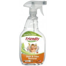 Friendly Organic Stain and Odor Remover