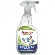 Friendly Organic's Stroller & Car Seat Cleaner