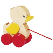Goki Duck, pull-along animal Ellah