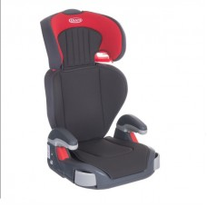 Graco Junior Maxi Group 2, 3 Car Seat  Pompeian Red