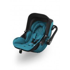 Kiddy Car seat Evoluna i-Size (0-13kg) with Isofixbase Ocean petrol