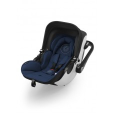 Kiddy Car seat Evoluna i-Size (0-13kg) with Isofixbase Night Blue