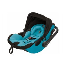 Kiddy Car seat Evoluna i-Size (0-13kg) with Isofixbase Hawaii