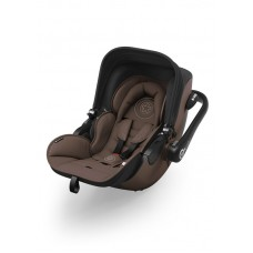 Kiddy Car seat Evoluna i-Size (0-13kg) with Isofixbase Nougat Brown