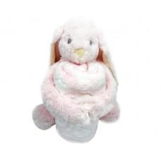 Kikka Boo Baby blanket with toy
